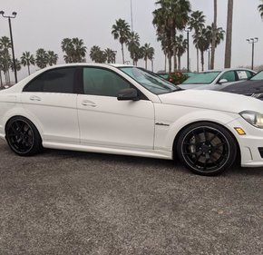 2014 Mercedes-Benz C63 AMG for sale 101436456
