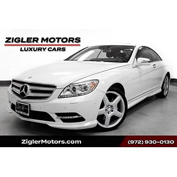 2014 Mercedes-Benz CL550 for sale 101252374
