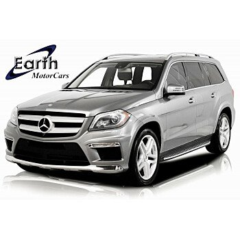 2014 Mercedes-Benz GL550 4MATIC for sale 101277008