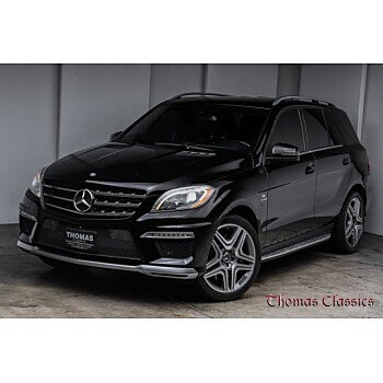 2014 Mercedes-Benz ML63 AMG for sale 101432786