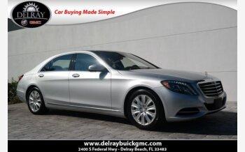 2014 Mercedes-Benz S550 Sedan for sale 101237880