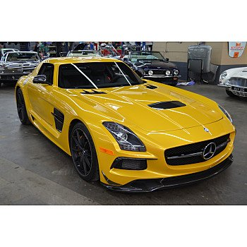 2014 Mercedes-Benz SLS AMG Black Series Coupe for sale 101274503
