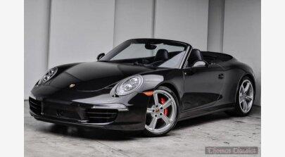 2014 Porsche 911 Carrera S Cabriolet for sale 101040153