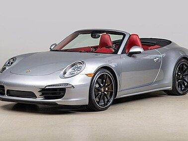 2014 Porsche 911 Cabriolet for sale 101409404