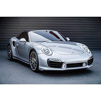 2014 Porsche 911 Turbo S for sale 101601414