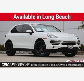 2014 Porsche Cayenne for sale 101065535