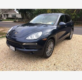 2014 Porsche Cayenne for sale 101400072