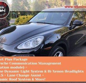 2014 Porsche Cayenne for sale 101496275