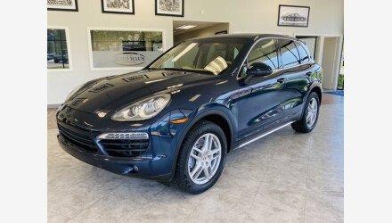 2014 Porsche Cayenne Diesel for sale 101497085