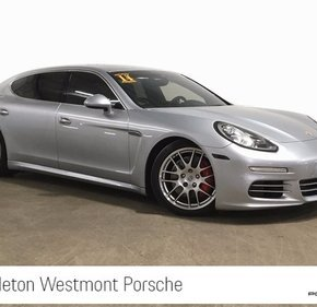 2014 Porsche Panamera 4S Executive for sale 101064540