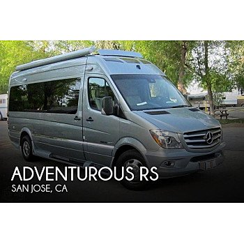 2014 Roadtrek Adventurous for sale 300200135