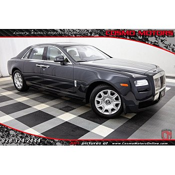 2014 Rolls-Royce Ghost for sale 100989895
