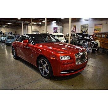 2014 Rolls-Royce Wraith for sale 101178787