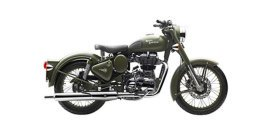 2014 Royal Enfield Bullet C5 Military Special specifications