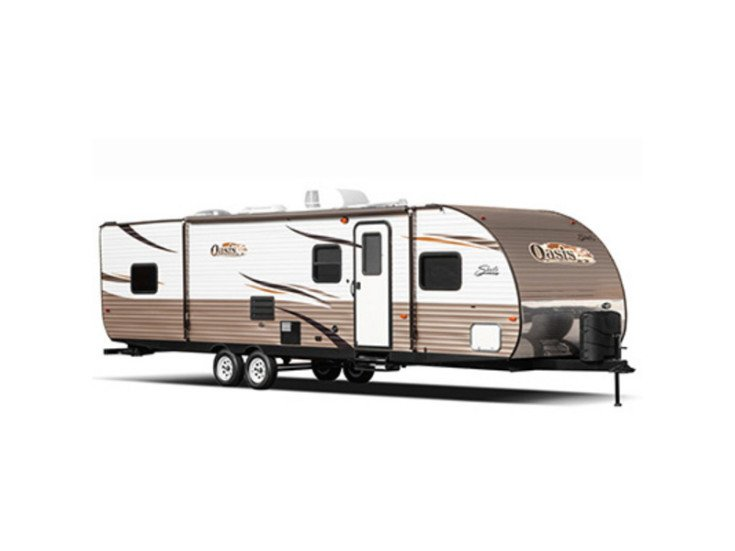 2014 Shasta Oasis 21CK specifications