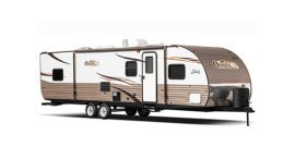 2014 Shasta Oasis 25BH specifications