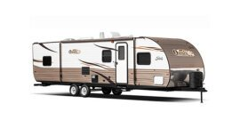 2014 Shasta Oasis 26DB specifications