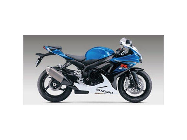 2014 Suzuki GSX-R1000 600 specifications