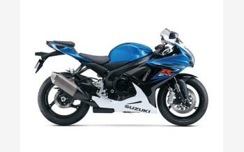 2014 Suzuki GSX-R600 for sale 200480933
