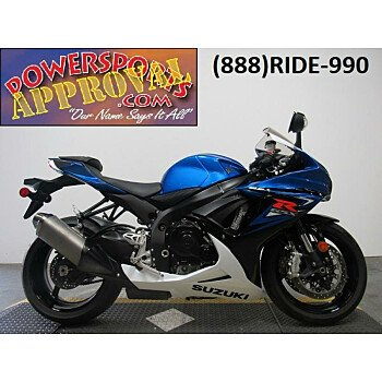 2014 Suzuki GSX-R600 for sale 200624149