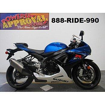 2014 Suzuki GSX-R600 for sale 200624149