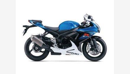 2014 Suzuki GSX-R600 for sale 200480933