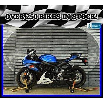 2014 Suzuki GSX-R600 for sale 200728341