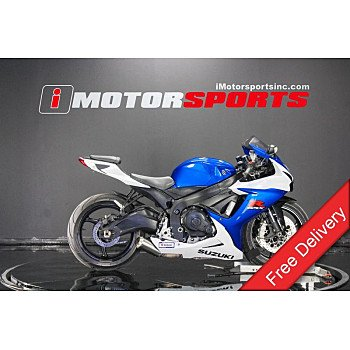2014 Suzuki GSX-R600 for sale 200734947