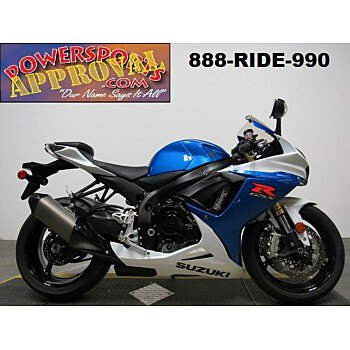 2014 Suzuki GSX-R750 for sale 200636335