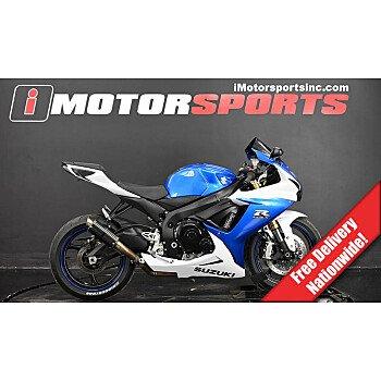 2014 Suzuki GSX-R750 for sale 200851460
