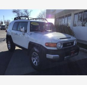 2014 Toyota FJ Cruiser for sale 101403601
