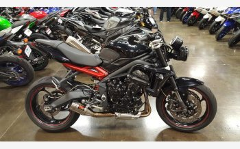 2014 Triumph Street Triple for sale 200715965