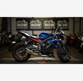 2014 Triumph Street Triple for sale 200951662
