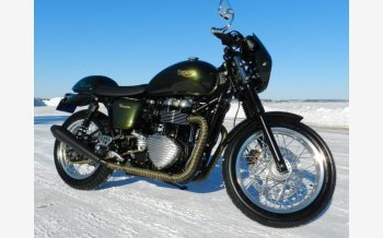 2014 Triumph Thruxton for sale 200662013