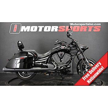 2014 Victory Cross Roads 8-Ball for sale 200813894