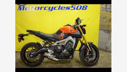2014 Yamaha FZ-09 for sale 200703472
