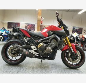 2014 Yamaha FZ-09 for sale 200707125