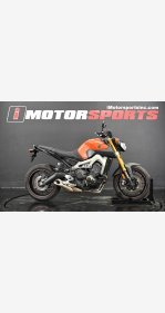 2014 Yamaha FZ-09 for sale 200854752
