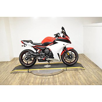 2014 Yamaha FZ6R for sale 200604750