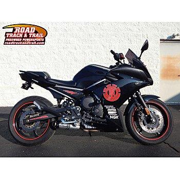 2014 Yamaha FZ6R for sale 200693898