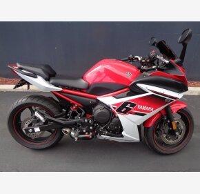 2014 Yamaha FZ6R for sale 200702327