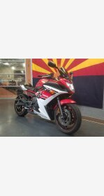 2014 Yamaha FZ6R for sale 200724526