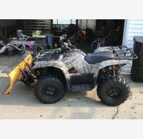 2014 Yamaha Grizzly 550 for sale 200708093