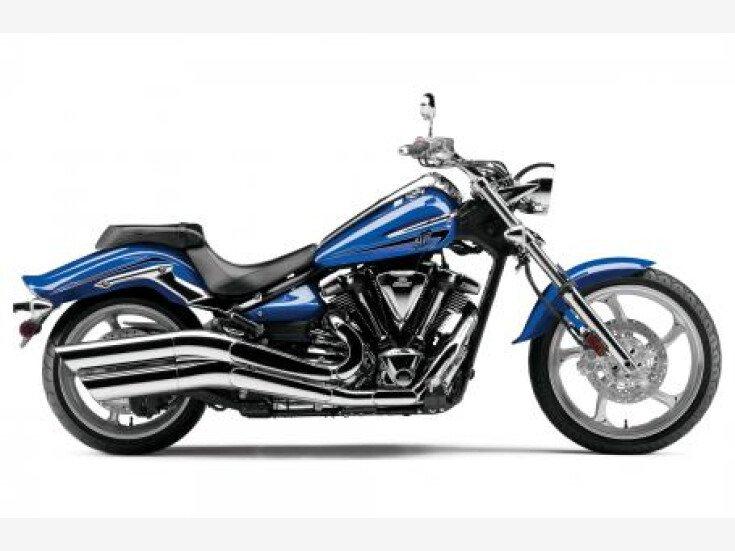2014 Yamaha Raider for sale 201144570