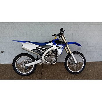 2014 Yamaha YZ450F for sale 200636625