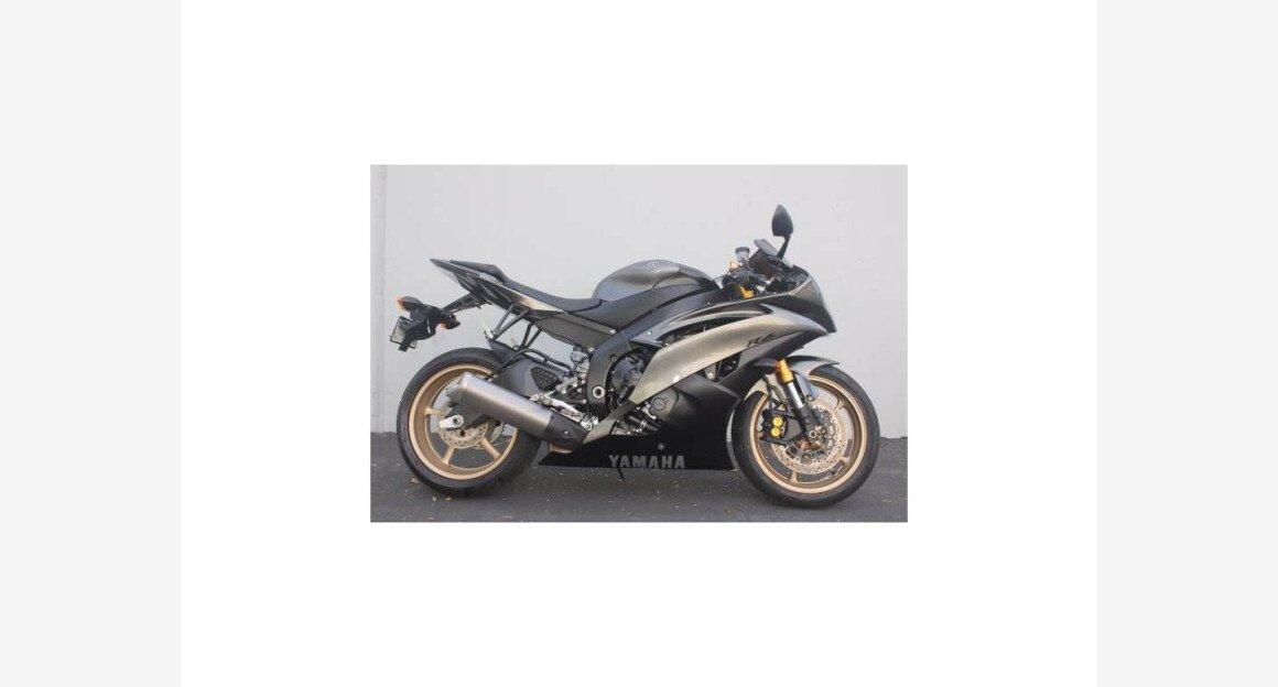 2014 Yamaha YZF-R6 for sale 200355211