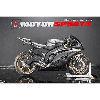 2014 Yamaha YZF-R6 for sale 200648823