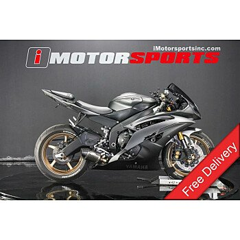 2014 Yamaha YZF-R6 for sale 200675316