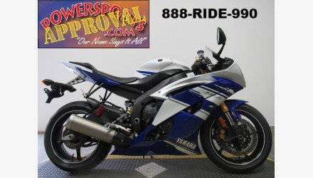 2014 Yamaha YZF-R6 for sale 200611522