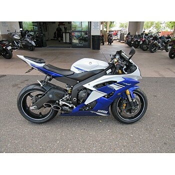 2014 Yamaha YZF-R6 for sale 200796281
